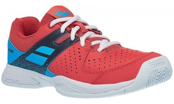 Tênis Babolat Pulsion All Court Jr Pink/sky Blue-