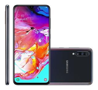 Smartphone Samsung Galaxy A70, 128gb, Câmera Tripla,