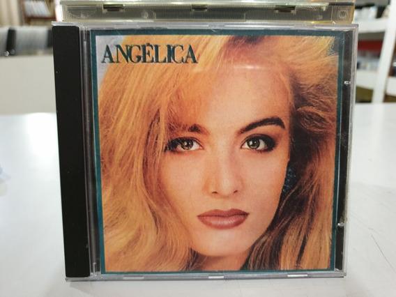 Cd Angelica - 1992 Original (leia Descrição)