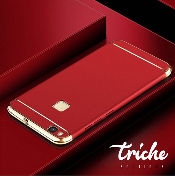 Funda Lujo Ejecutiva Seria Oficina Huawei P10 Lite Colores