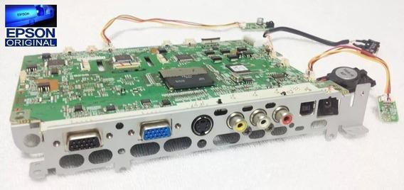 Placa Lógica Principal Projetor Epson S4 Com Sensores+barato