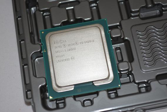 Processador Intel Xeon E5-2420v2 15mb Cache 2.20 Ghz Lga1356