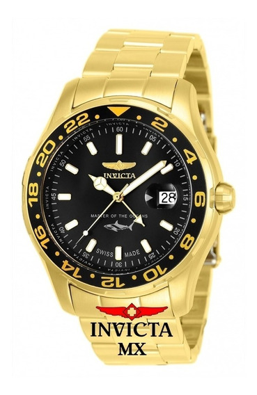 Invicta Pro Diver Swiss Made Modelo 25822
