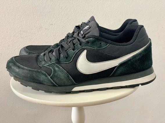 Tênis Nike Md Runner 2 Preto Usado Tamanho 43