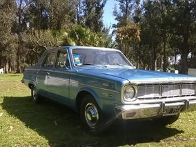 Chrysler Valiant Iv 1966