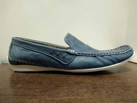 Zapatos Zurich Azul 3009 Hombre Vestir