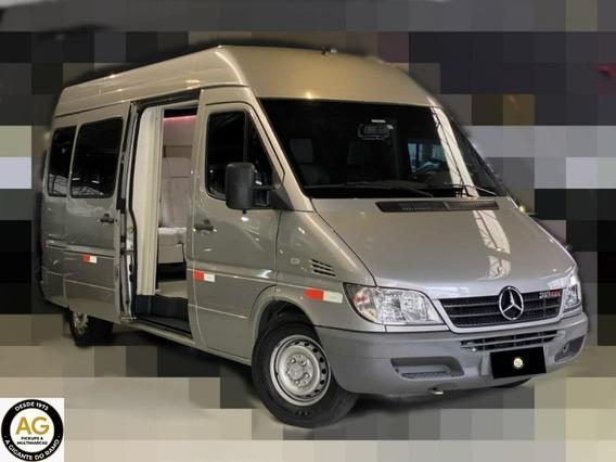 Sprinter Van Luxo Blindada 3p Manual Prata 2010/2011 Top