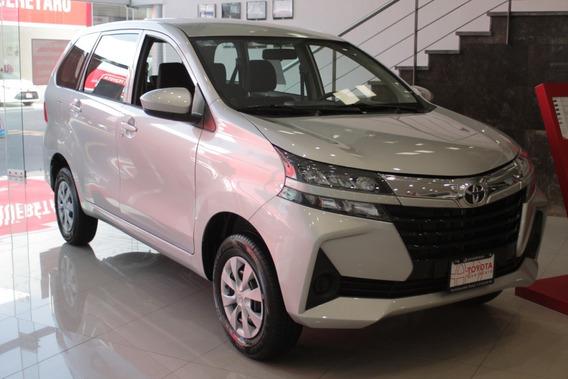 Toyota Avanza Le 1.5 L Mt 2020