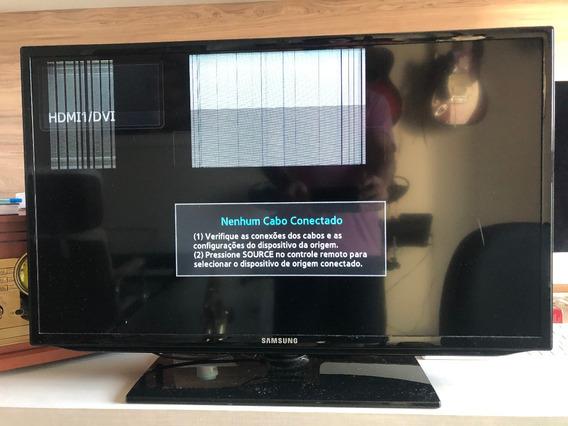 Tv Samsung 32 Pol Com Defeito