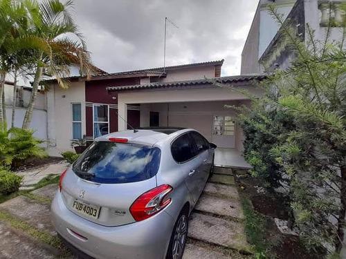 Casa 03 Dormitórios - Jardim Realce - Suzano