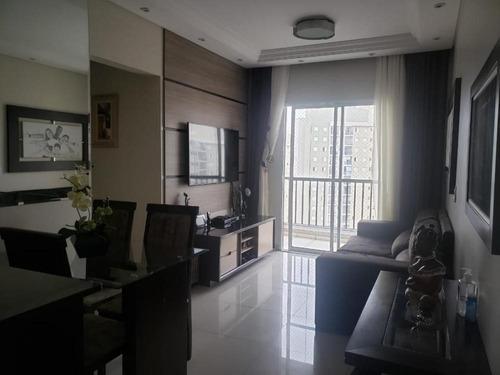 Imagem 1 de 30 de Apartamento De 68m² No Innova São Francisco - 1222_eli