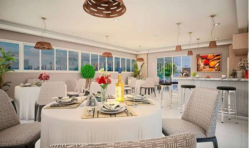 Imagem 1 de 15 de Apartamento - Venda - Guilhermina - Praia Grande - Scp105