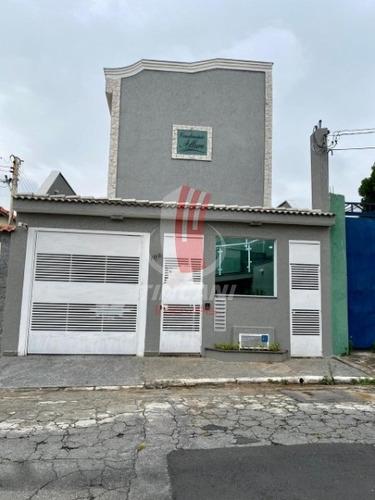 Sobrado Em Condomínio Para Venda No Bairro Vila Carrão, 2 Dorm, 2 Suíte, 2 Vagas, 67 M - 5981