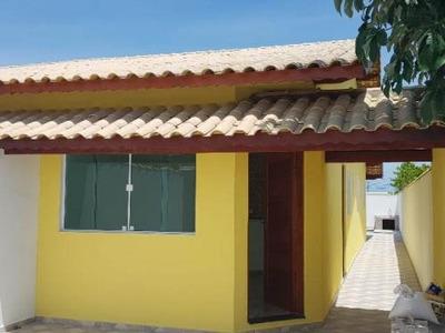 Casa Em Itanhaém Lado Praia Medindo 150m² 2 Quartos Ref 5016