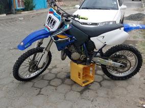 Yamaha Yz 125 Croos