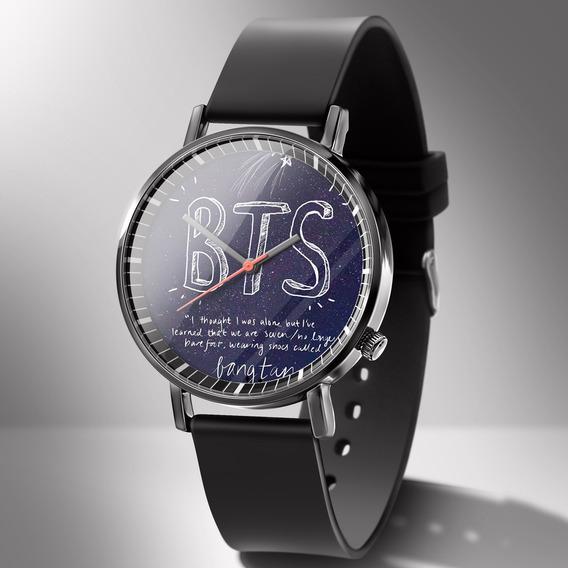 Bts Bangtan Niños Miembro Hobbies Moda Reloj Hombre Cintura
