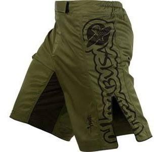Hayabusa Fightwear Short Kanpeki Mma Large Envió Gratis