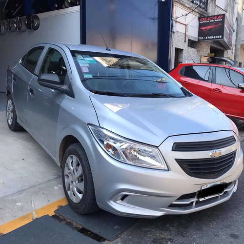 Chevrolet Prisma Lt 1.4 Con Gnc Muy Buen Estado!