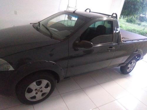 Fiat Strada 2009 1.4 Trekking Flex 2p
