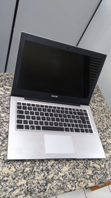 Notebook Ultra Cce T 325 - Proc. I3 Mem. 2gb Hd 500 - Leia!