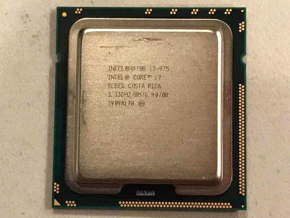 Processador Intel Core I7 975 Extreme 3.33ghz Lga 1366