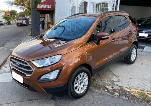Ford Ecosport Se 1.5l Mt