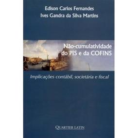 Não - Cumulatividade Do Pis E Da Cofins - Implicações Con