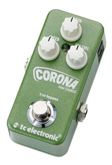 Pedal Guitarra Tc Electronics Corona Mini Chorus
