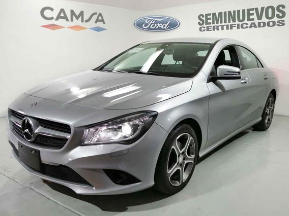 Mercedes-benz Clase Cla 2015 4p 200 Cgi Sport L4/1.6/t Aut