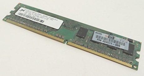 Memoria Hp P/n: 404574-888 1gb Ddr2 6400