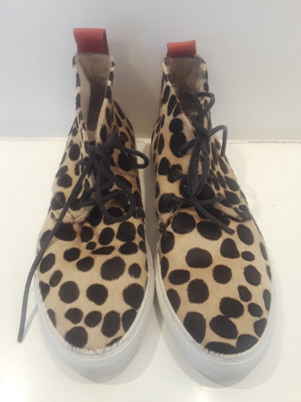 Botines Del Toro Shoes Italianos Originales Talla 8