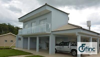 Casa Comercial Para Venda E Locação, Centro, Araçoiaba Da Serra. - Ca0593