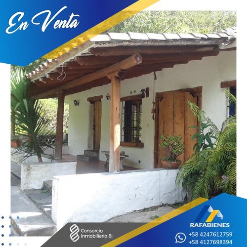 Imagen 1 de 9 de Casa Tipo Cabaña 3.000 Mtrs De Terreno Hacienda Y Vega