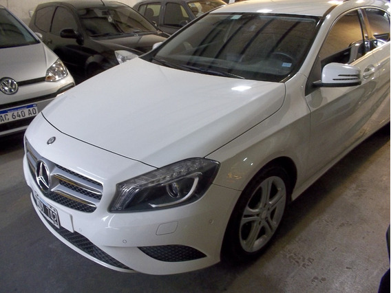 Mercedes Benz 2013 A200 Urban 156cv Manual 6ta