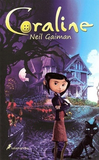 Coraline (salamandra) - Gaiman Neil