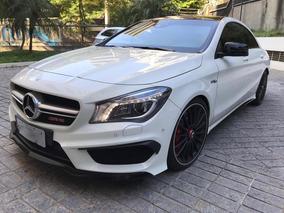 Mercedes Cla45 Amg 2015 Blindada