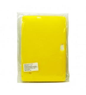 Funda Silicon Tableta Universal 7 Amarilla