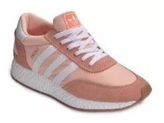 Tenis Feminino Casual Sapatenis Original adidas Iniki Runner