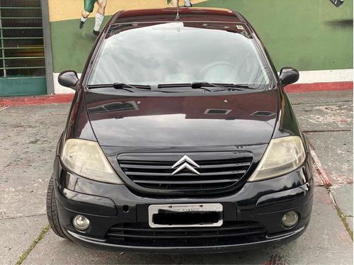 Imagem 1 de 8 de Citroën C3 2006 1.6 16v Exclusive Flex 5p