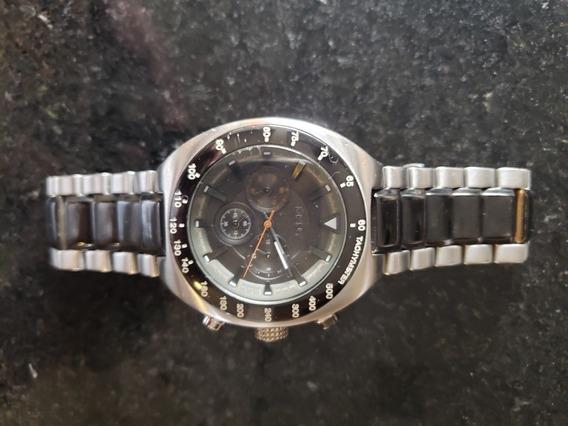 Relógio Dkny Donna Karan Cerâmica Preto