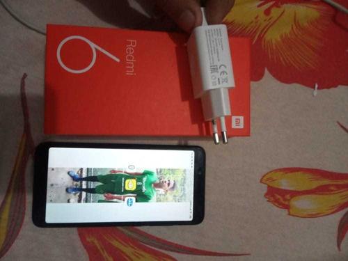 Xiaomi Redmi 6 Preto