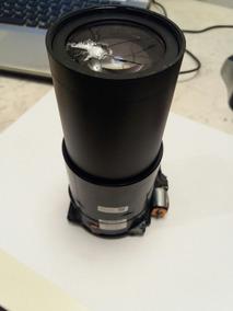 Bloco Lente Sucata Camera Sony Dsc H400 Tirar Peças #a