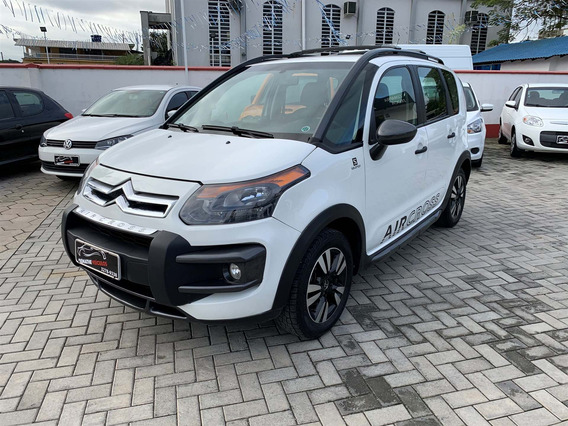 Citroën Aircross 1.6 Salomon Tendance 16v Flex 4p Manual