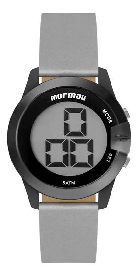 Relógio Feminino Mormai Esportivo Digital Mo13001c/8p -preto