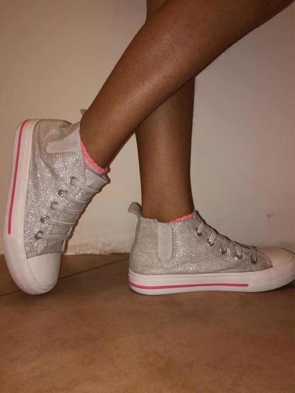 Zapatillas Niñas. Sin Cordones