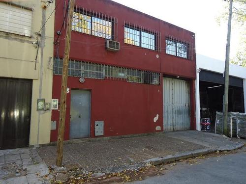 Depósito Con Oficinas Con Buen Acceso A Panamericana - Vicente Lopez