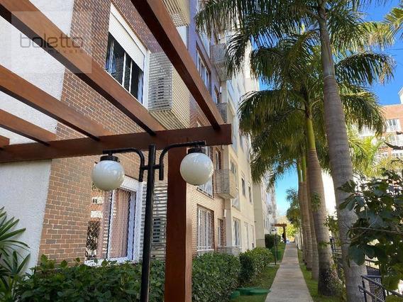Apartamento Com 2 Dormitórios, 57 M² - Venda Por R$ 290.000,00 Ou Aluguel Por R$ 1.590,00/mês - Vila Nova - Porto Alegre/rs - Ap1652