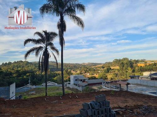 Imagem 1 de 26 de Ótima Chácara Com 3 Dormitórios, Edícula, Piscina, Vista Deslumbrante, À Venda, 2000 M² Por R$ 450.000 - Zona Rural - Pinhalzinho/sp - Ch1007