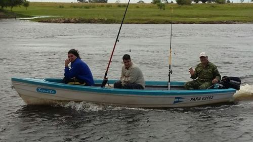 Espectacular Bote Pescador 4,95