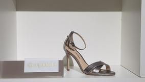 b7cd79b2f7 Sandalia Capodarte Salto Fino - Sapatos no Mercado Livre Brasil
